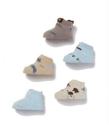 Toddlers printed socks