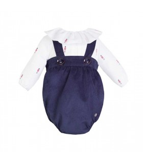 CONJUNTO PETO BEBE  BRITISH EVE CHILDREN