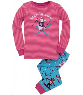 Pyjama 100% coton Hatley