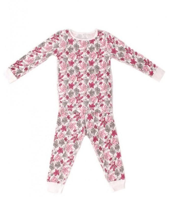 Pijama niña algodón orgánico Skylar Luna