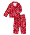Pijama rojo numbers de Absorba