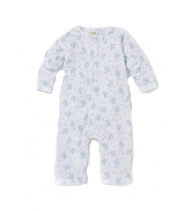 Pjama manga larga 100% algodón