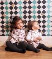 ANCAR GIRLS BURGUNDY DRESS