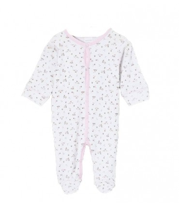 Babys pajamas 100% cotton Baby Steps