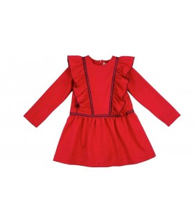 ROCHY GIRLS RED DRESS DIPLOMATICA