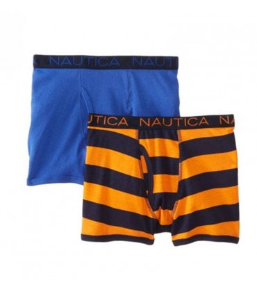 Pack 2 boxers garcon Nautica