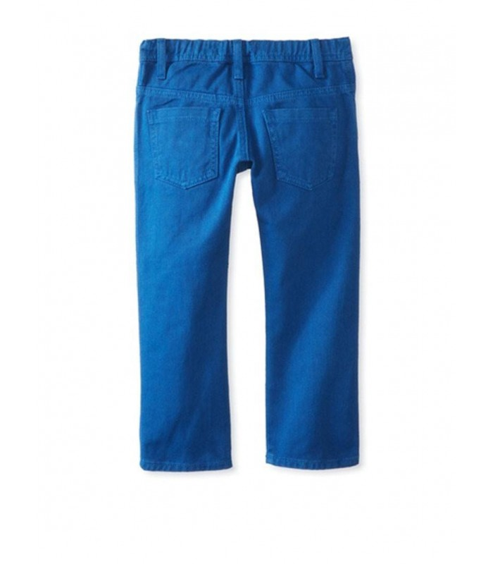Pantalón azul niño Peas & Queues