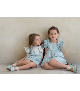 EVE CHILDREN GIRLS DRESS JUNGLE