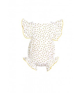 EVE CHILDREN BABY GIRLS ROMPER BEE