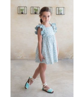 VESTIDO NIÑA JUNGLE EVE CHILDREN