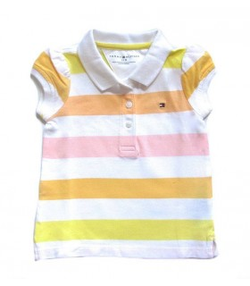 Tommy Hilfiger baby girls polo
