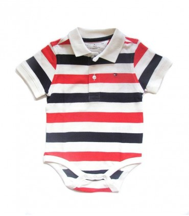 Tommy Hilfiger baby snap