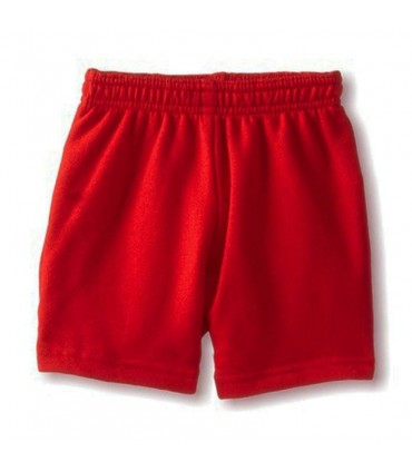 Red Joggin Shorts American Apparel