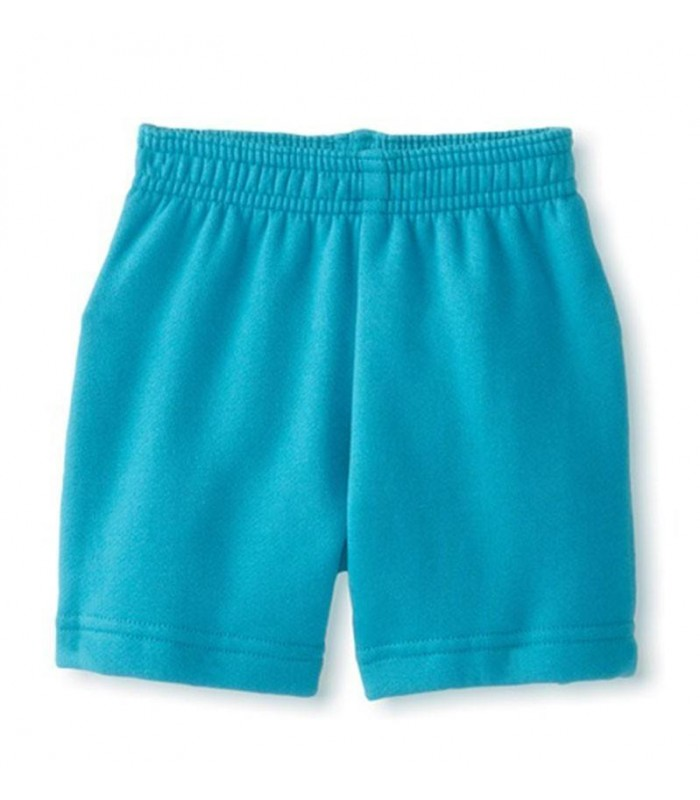 Pantalón corto de deporte azul claro American Apparel