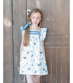 ROBE PETITE FILLE DOLPHIN EVE CHILDREN