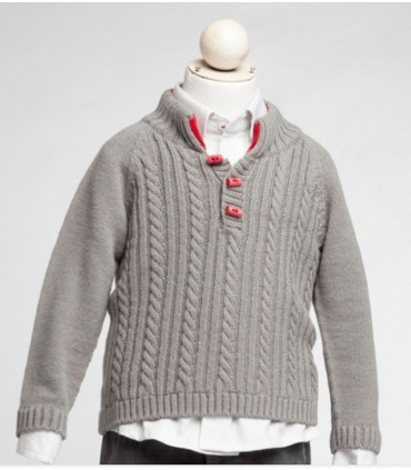Fina Ejerique Grey Jumper