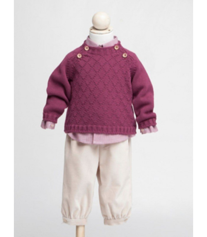 Camisa niño Fina Ejerique