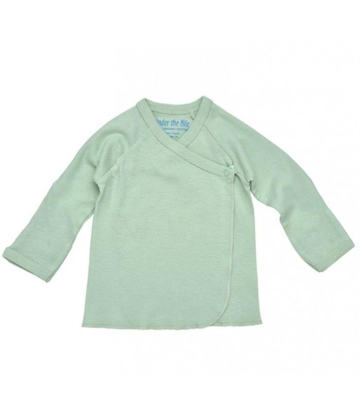 Camiseta manga larga 100% algodón orgánico Under the Nile