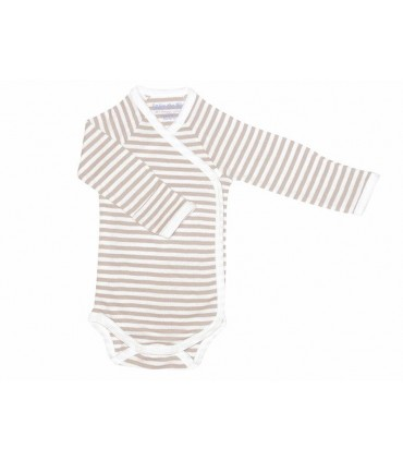 Under the Nile baby snap 100% organic cotton