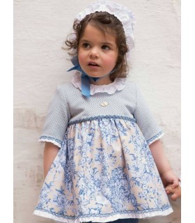 Marta Y Paula toddler dress
