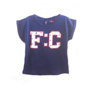 Baby girl´s Navy blue T-shirt French Connection