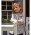 Vestido niña estampado de Ancar