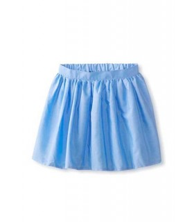 Girls blue skirt American Apparel