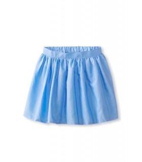 Jupe bleu fille American Apparel
