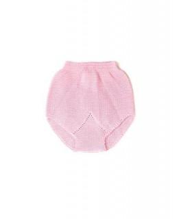 Culotte en rose bebe fille Ancar