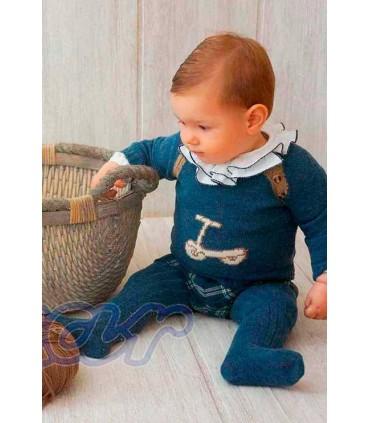 Conjunto bebé niño de Ancar