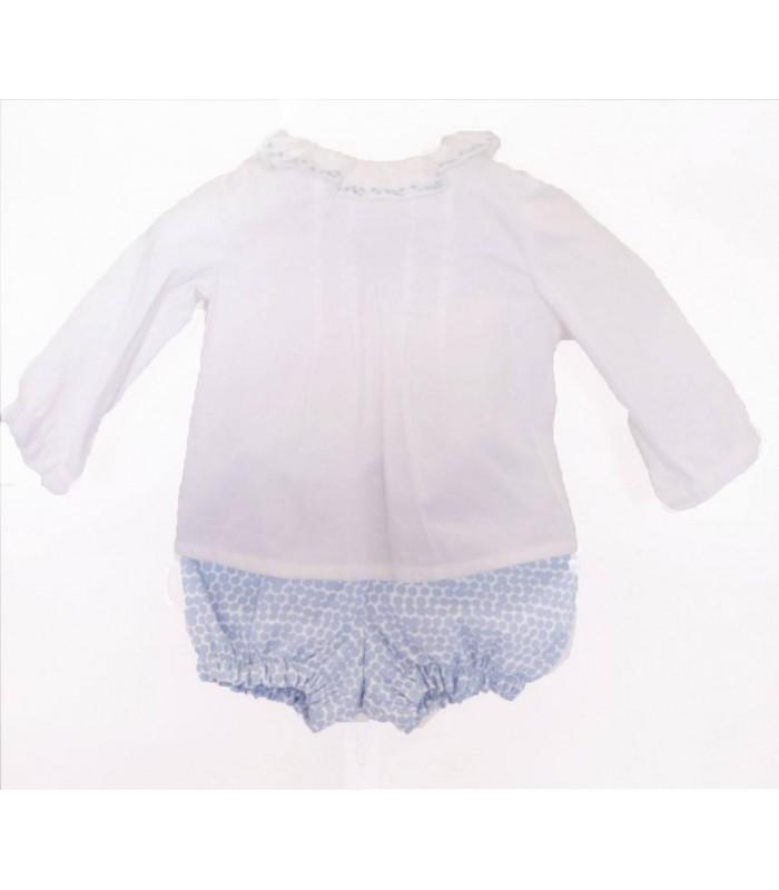 Conjunto camisa y short de Fina Ejerique
