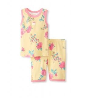 Pijama de verano de dos piezas 100% algodón