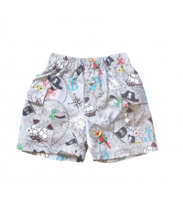 Treasure Island Boys Trunks