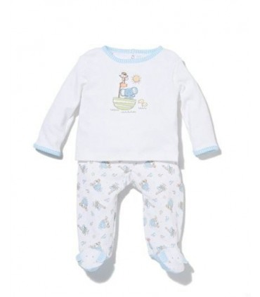 Baby set 100% cotton Absorba