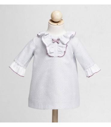 Vestido de lunares de Fina Ejerique