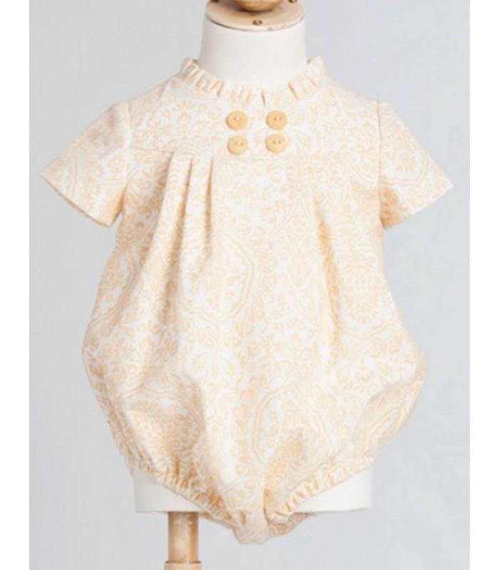 Pelele bebé de Fina Ejerique