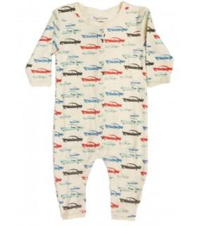 Pijama bebé Skylar Luna algodón orgánico