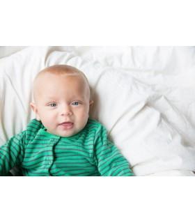 Pijama bebé algodón orgánico Skylar Luna
