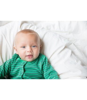 Pyjama bebe 100% coton organique Skylar Luna