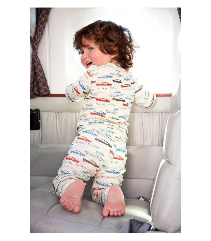 Pijama niño algodón orgánico Skylar Luna