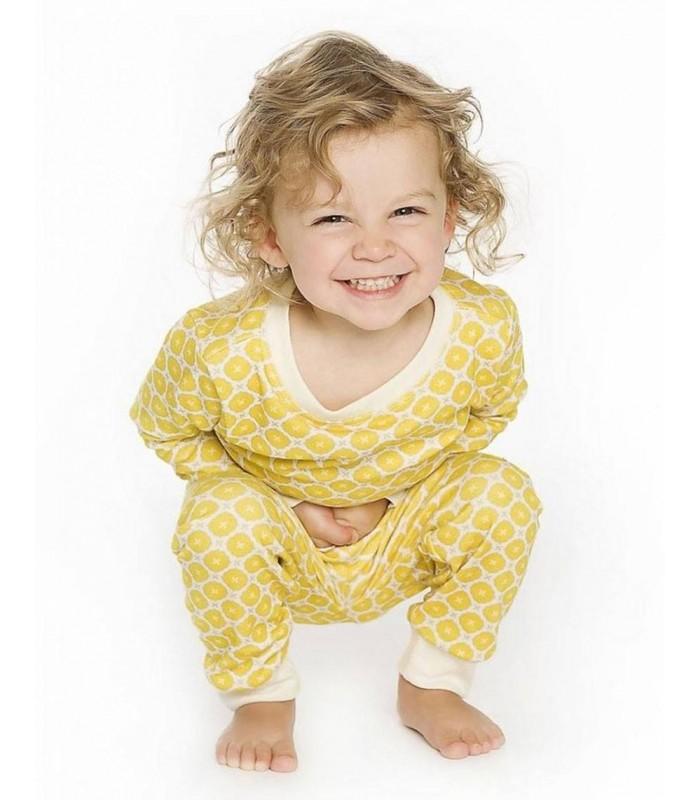 Pijama niño OM HOME algodon organico