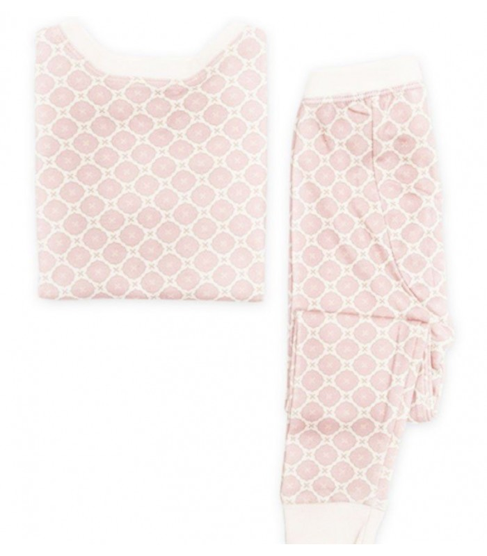 Two-Piece pink PJ OM Home
