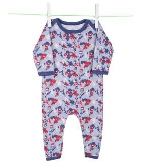 Pijama bebé Poco Nido Héroes