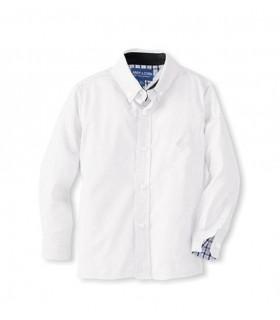 Camisa blanca Niño Andy & EVAN