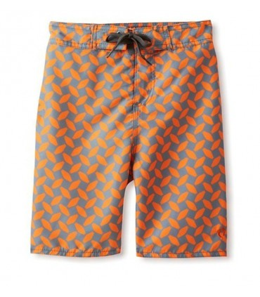 Boys Hang Ten Swim Trunks Orange
