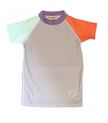 T-shirt lycra garcon Hang Ten