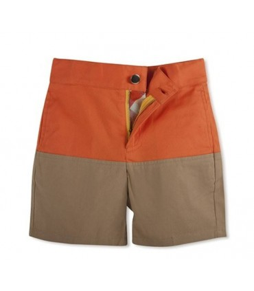 Hang Ten two color bermudas