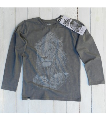 Lion T-shirt from Lion of Leisure