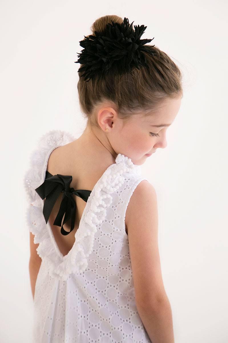 Girls Dress Quot Sara Quot Nueces Kids