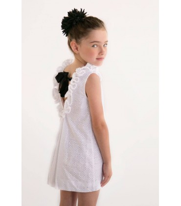 "Girls dress ""Sara"" Nueces Kids"